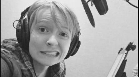 Recording at ListenUp Audiobooks